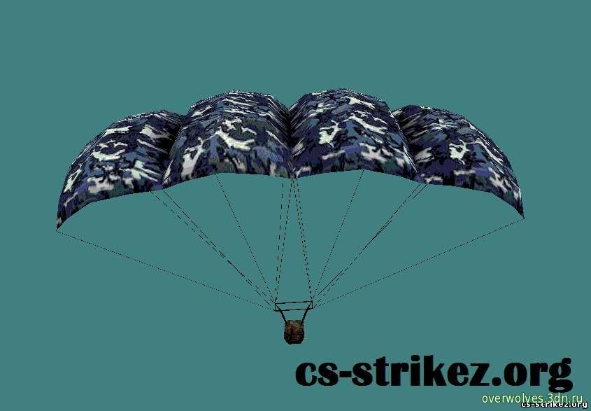 Как сделать парашют на свой сервере для кс 1.69